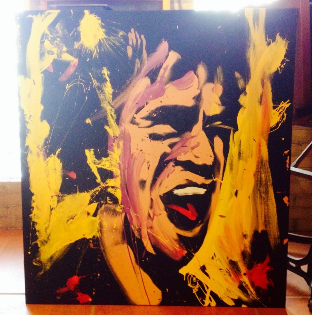 David Garibaldi Mick Jagger