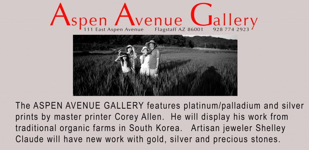 Corey Allen ad copy